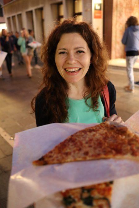 Czas na pizzę!
