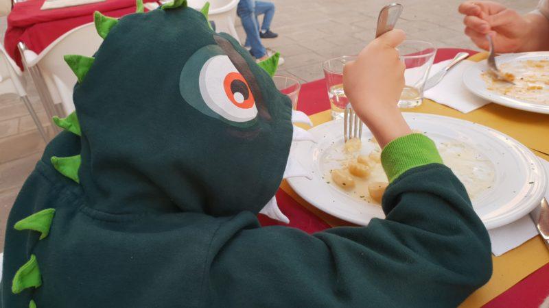 Gnocchi z sosem serowym