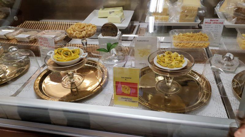 Tortellini, które by tu wybrać :)