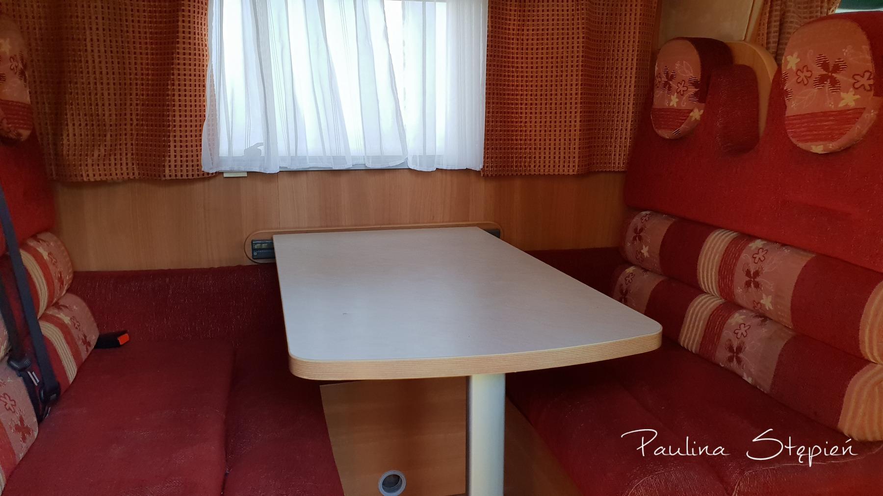 Siedzenia, przy których spędza się podróż
