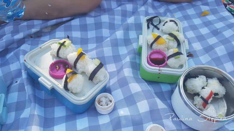 I czas na małe sushi