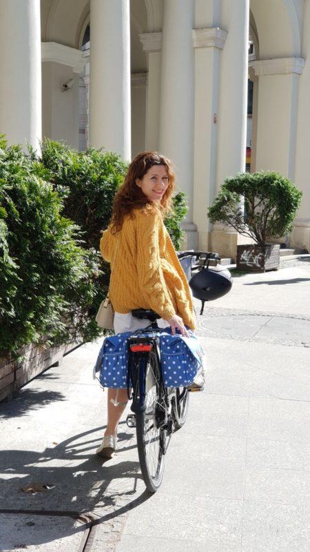 Sakwy są bardzo fajnym dodatkiem do roweru, pomieszczą dużo rzeczy