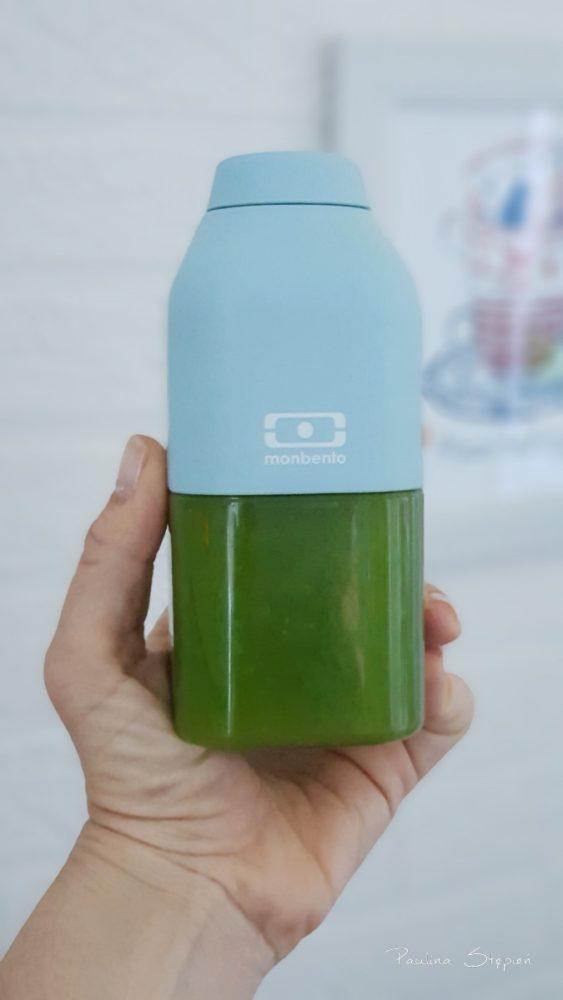 Butelka Monbento, to ta mniejsza, idealna na wodę lub koktajle