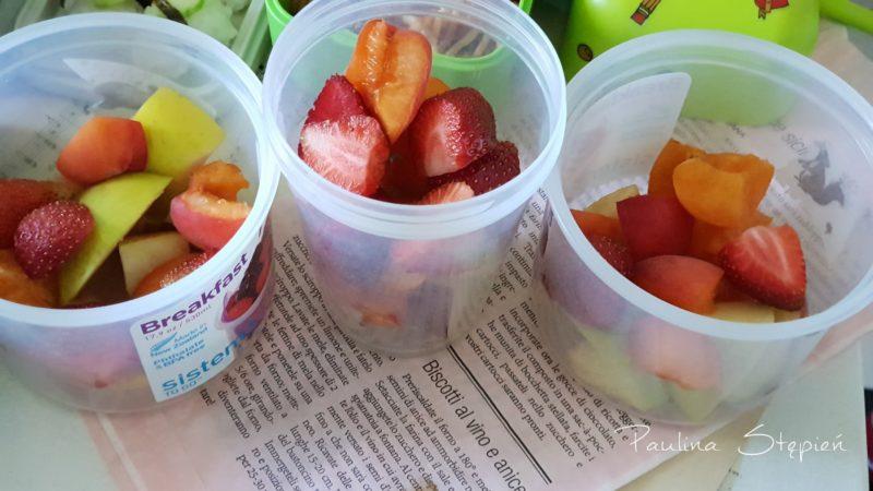 Zestawy owocowe