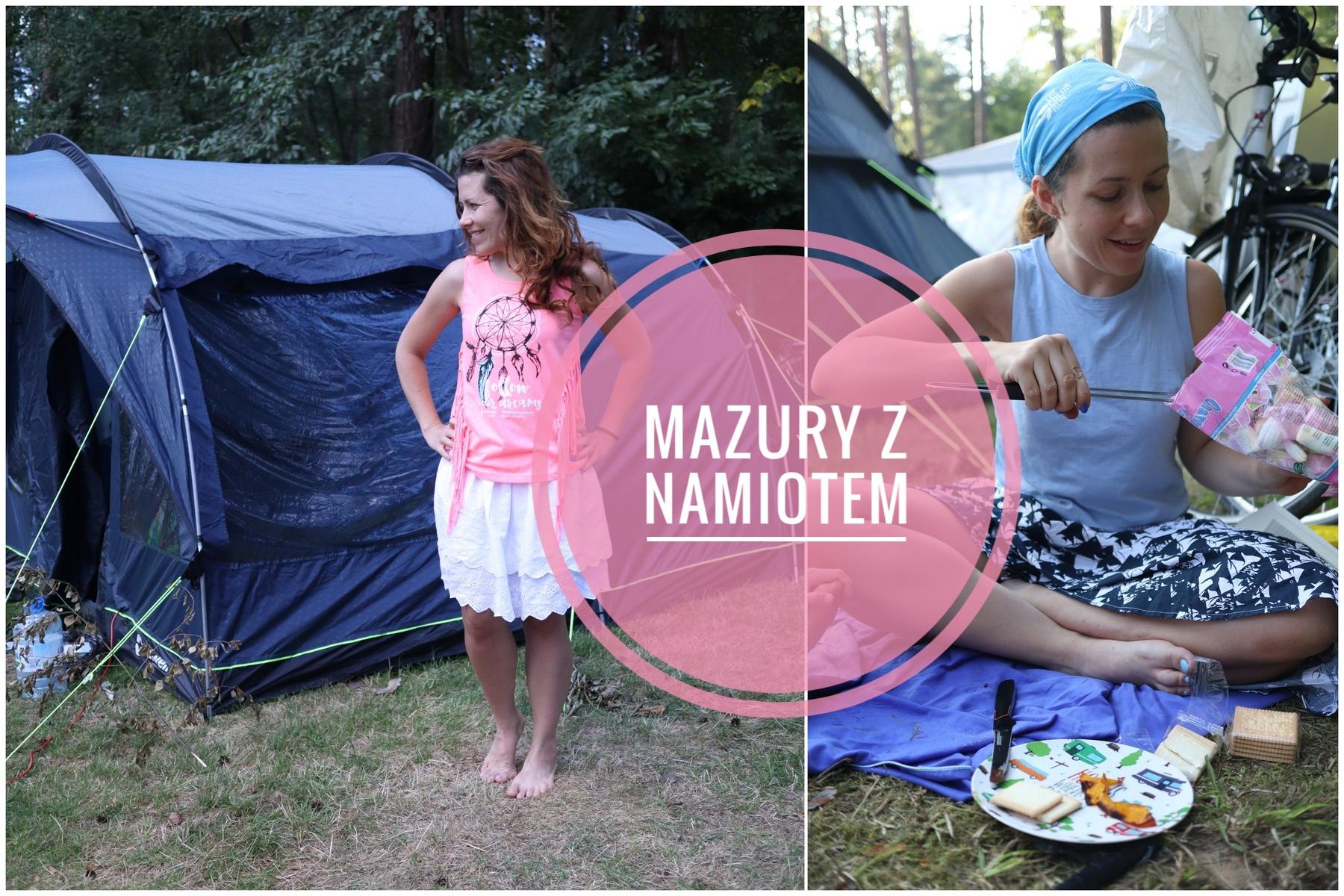 Mazury z namiotem