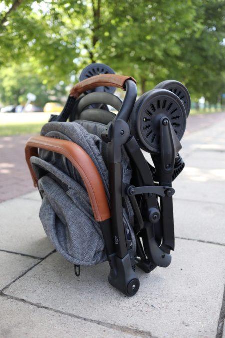 Wózek złożony