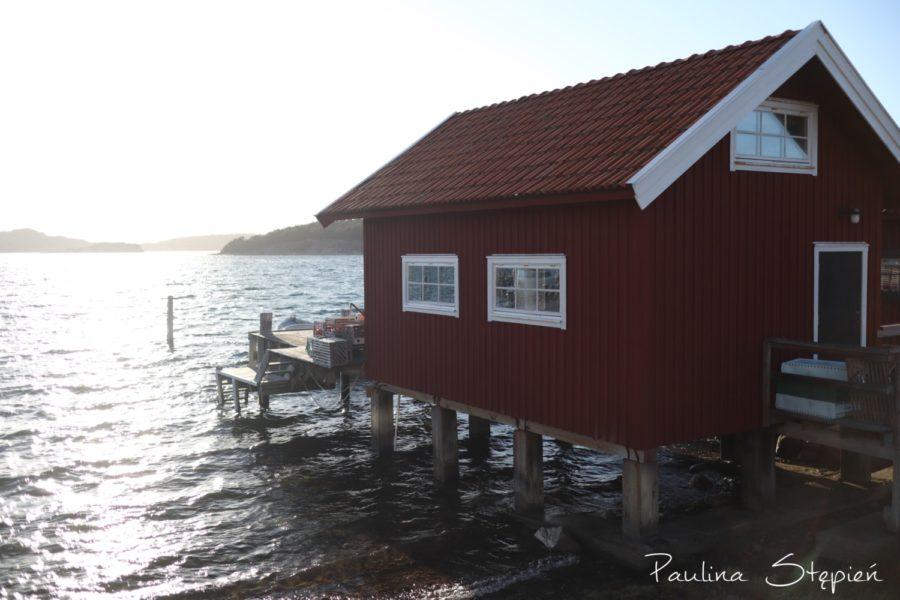 Domek w okolicy Fjallbacki