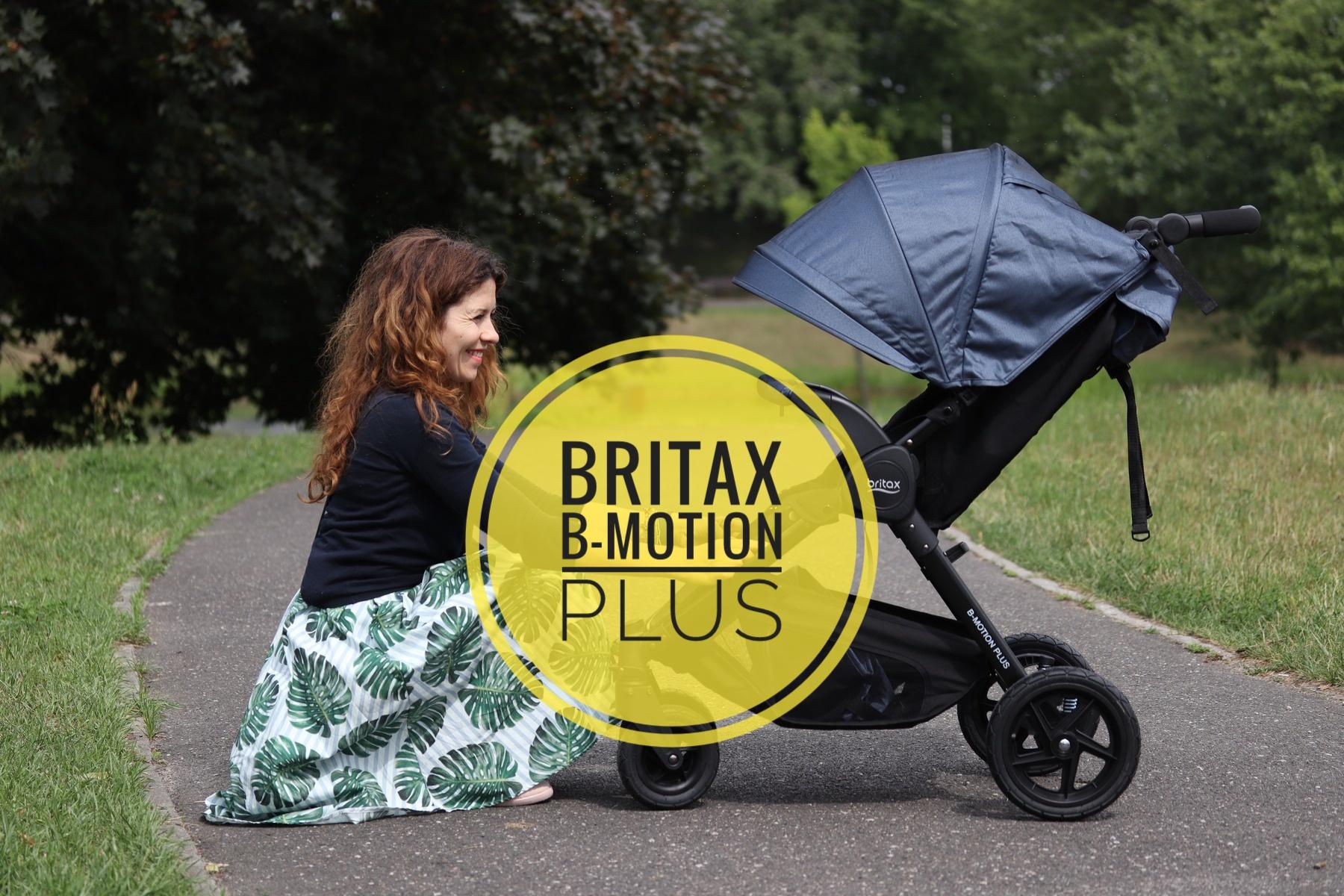 Britax B-Motion 4 plus