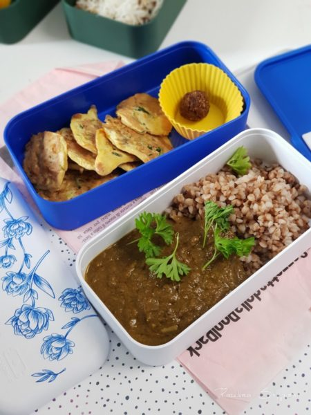 Jedzenie w lunchboxach