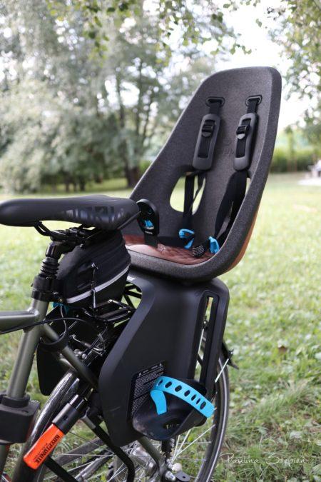 Fotelik rowerowy, tutaj Thule Yepp Nexxt Maxi