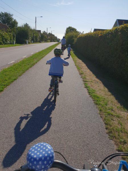 Na rowerach