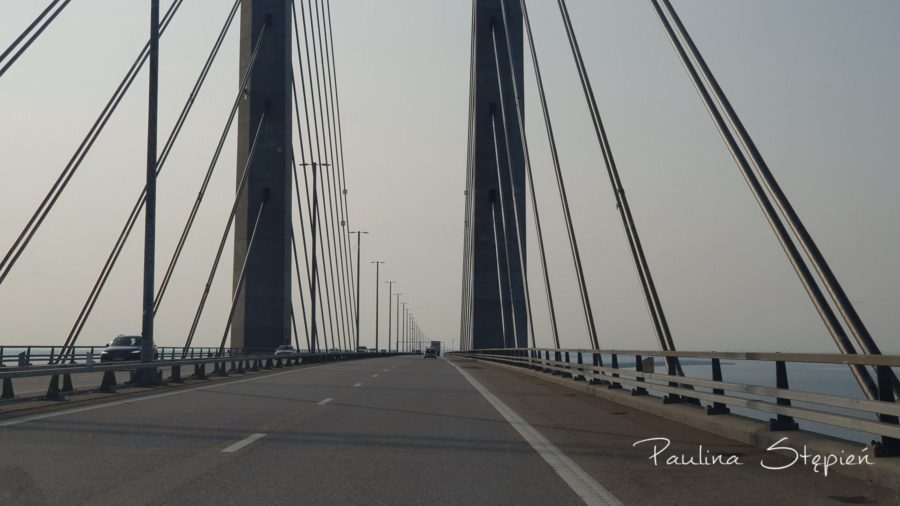 Most łączący Szwecję i Danię