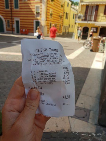Jakiś rachunek