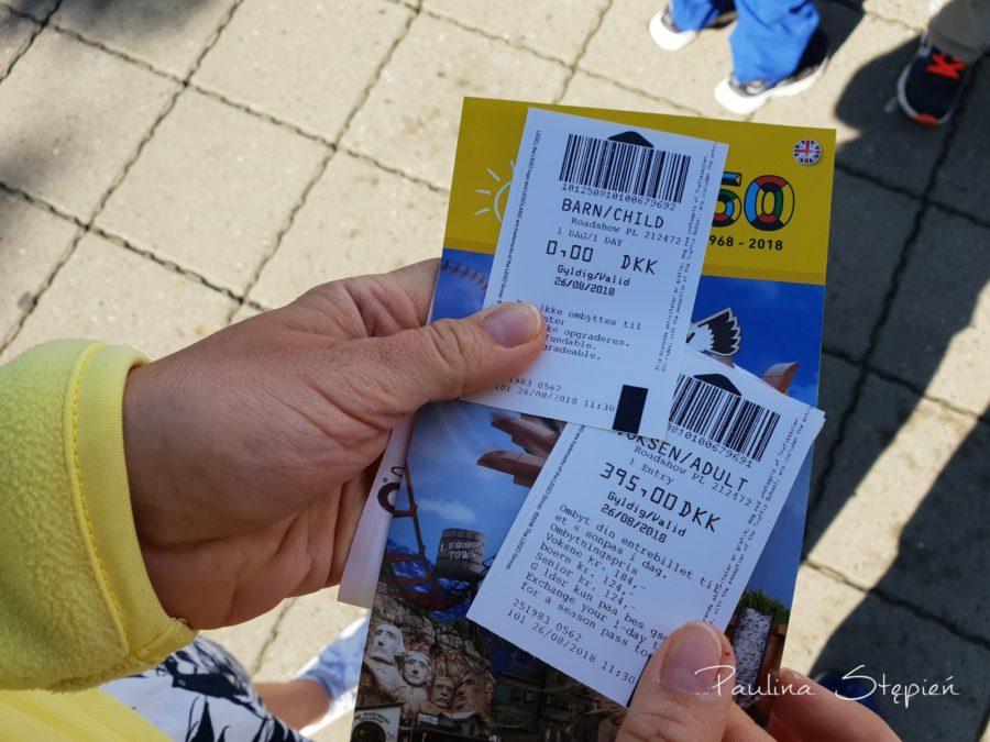 Bilety do Legolandu