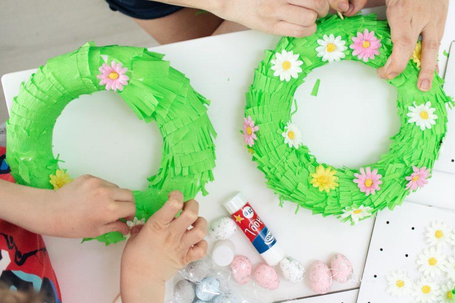 Kwiatuszki, jajeczka