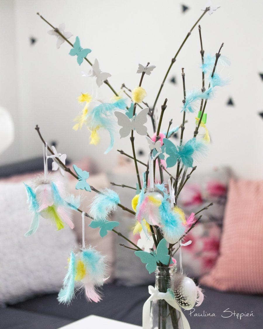 Takie gałązki można postawić w wazonie, są świetną dekoracją