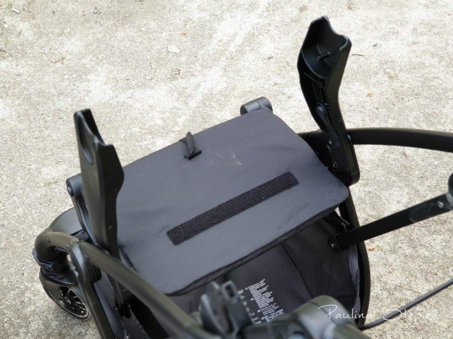 Adaptery do wpięcia gondoli lub fotelika (maxi cosi lub joie)