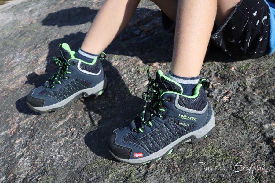 Buty idealne na piesze wędrówki