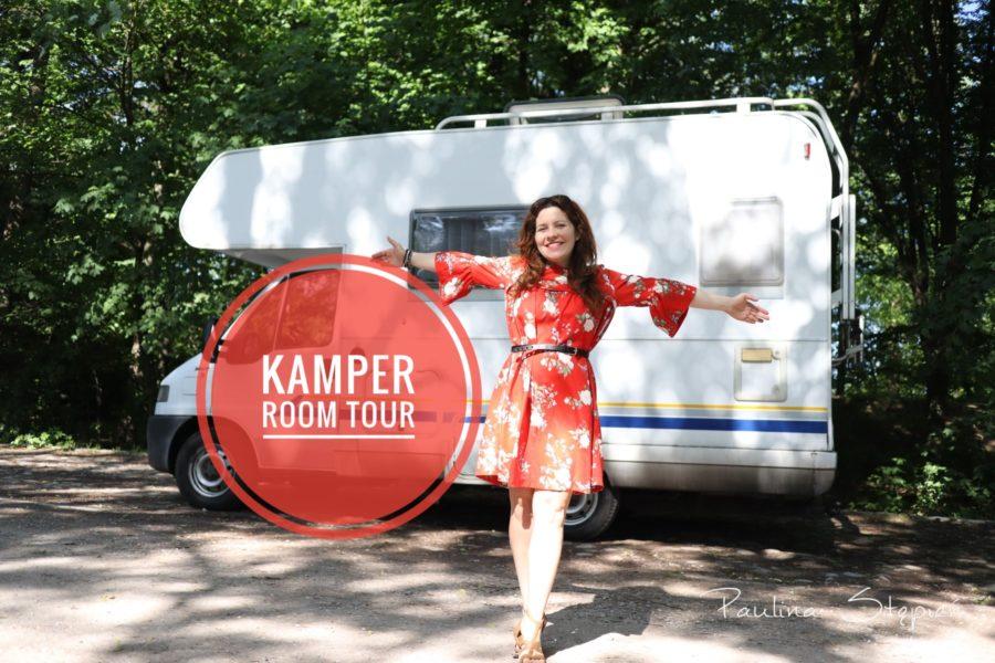 Kamper room tour