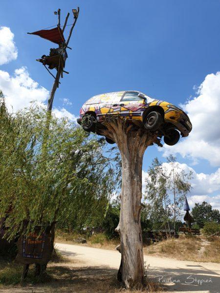 Takie tam auto :)