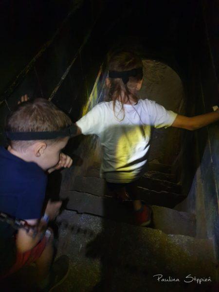 Podziemia pod zamkiem