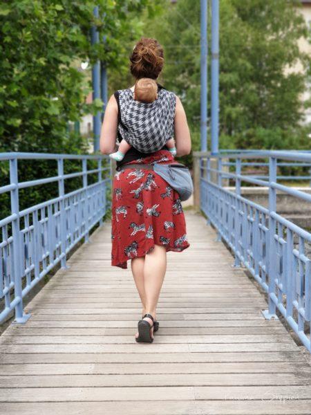 Krótki spacer, jest pięknie