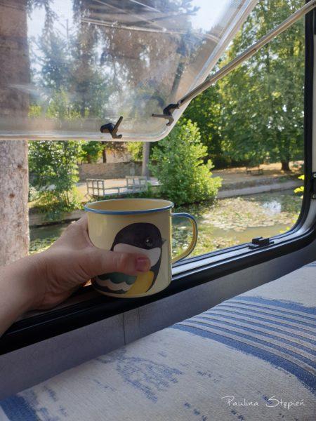 Kawa z takim widokiem