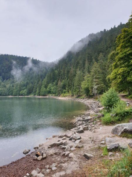 Jezioro cudowny widok