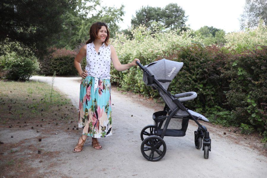 Wózek Lionelo Annet