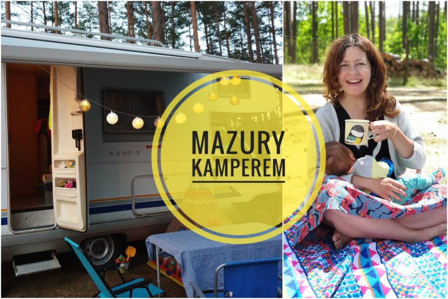 Mazury kamperem