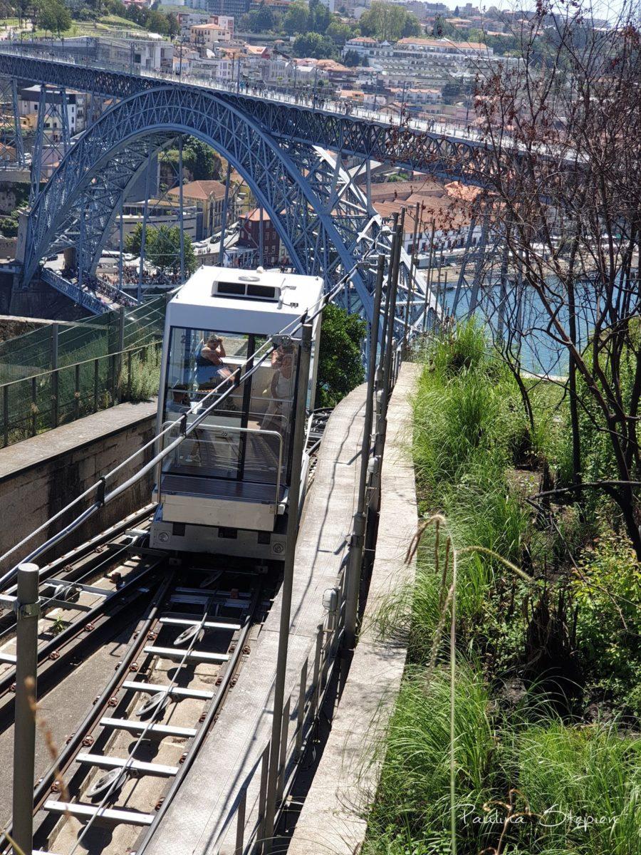 Kolejka w Porto