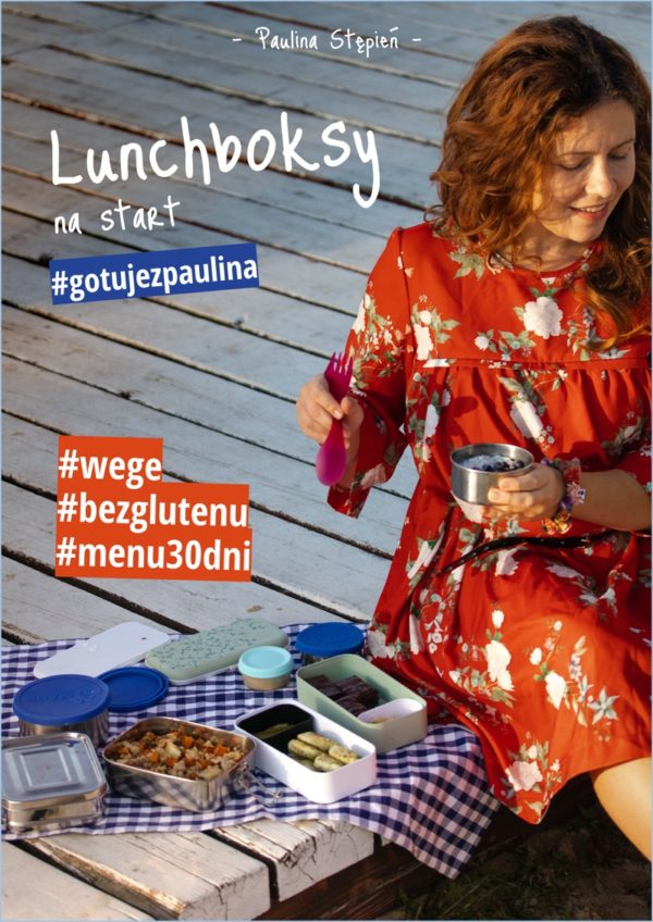 "Ebook ""Lunchboksy na start"" - Okładka"