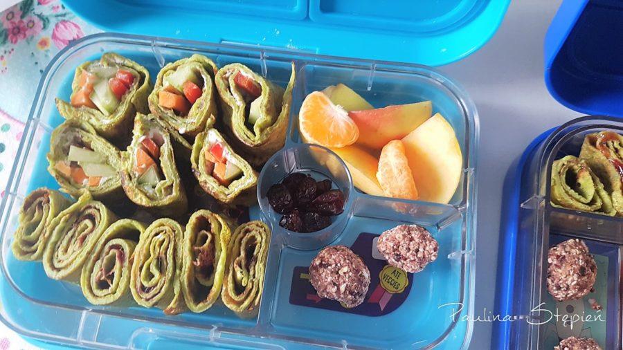 Pomysł n śniadanie dla dziecka do szkoły