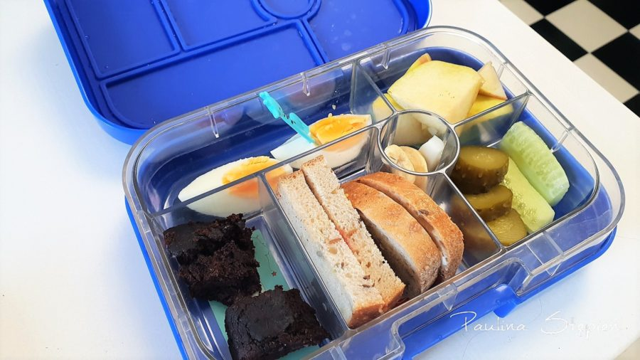 Śniadaniówka do szkoły