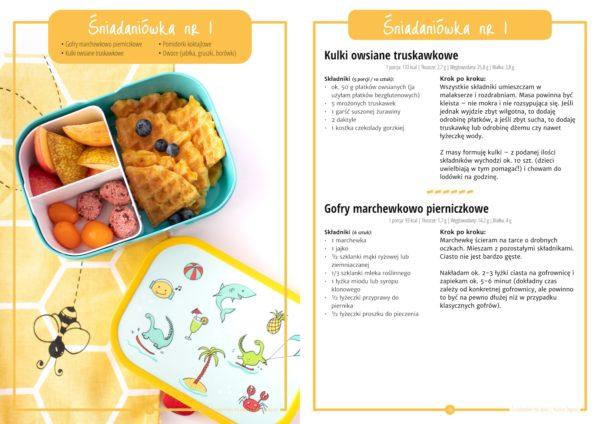 Śniadaniówki dla dzieci