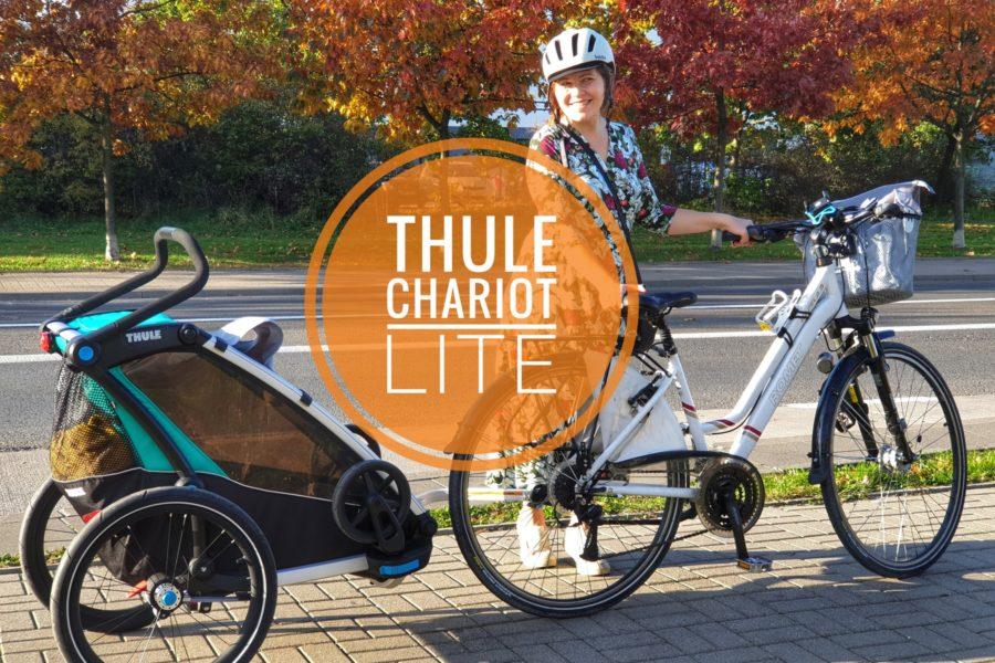 Przyczepka Thule Chariot Lite
