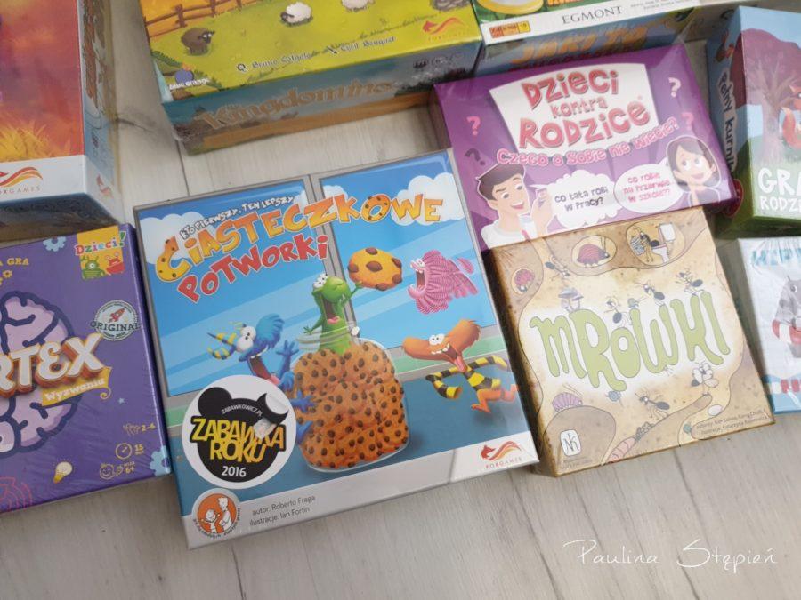 Kilka gier z naszych zimowych zakupów