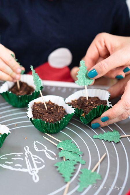 Zestaw do dekoracji muffinek