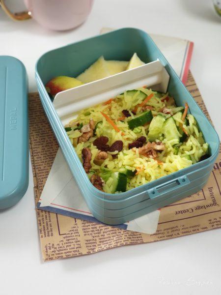 Tutaj nawet mały separator da radę by oddzielić jedzenie