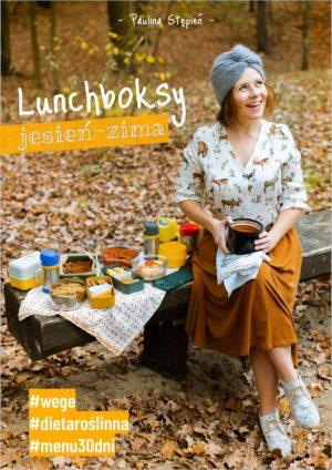 """Okładka ebooka """"Lunchboksy jesień-zima"""""""