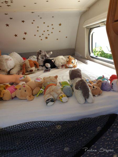 Czasem pytacie czy dzieci wzięły zabawki - proszę :)