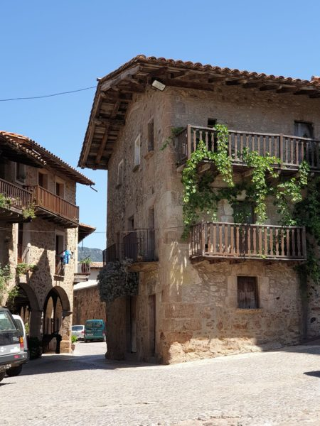 Stare miasto Santa Pau