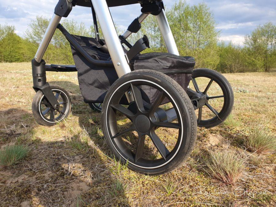 Koła w wózku
