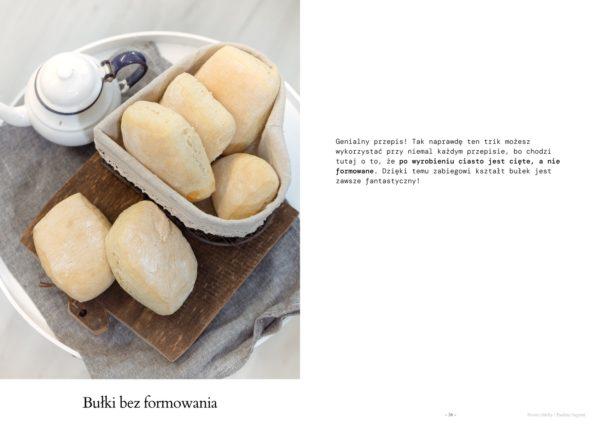 Przykładowy przepis na chleb