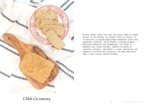 """Przepis z ebooka """"Pyszne chleby bezglutenowe"""""""