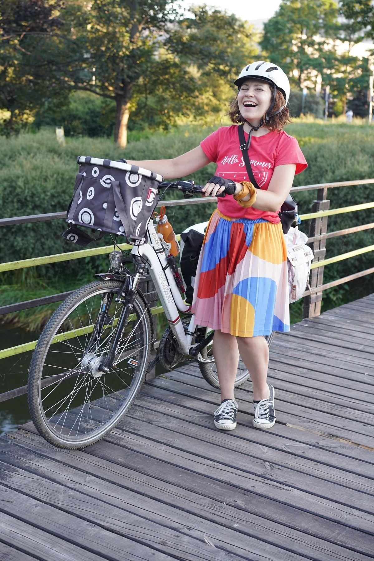 Rower to nasz środek transportu